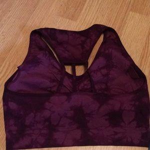 Rhonda Shear Intimates & Sleepwear - Rhonda Shear Sports Bra